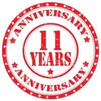 stratum anniversary 11 years